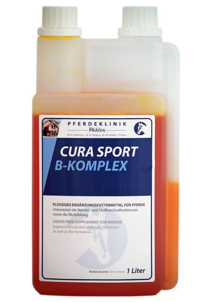 Produktfoto Cura-Sport-B-Komplex